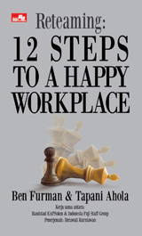 Reteaming 12STEPS TO A HAPPY WORKPLACE(Gramedia社・出版協力)